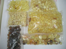 Packs of Baltic amber beads - real natural 100% authentic amber beads
