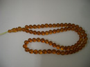 Arab amber rosary - arab prayer beads - arab worry beads - arab praying gifts - arab masbaha - arab tasbih - Arab amber gifts